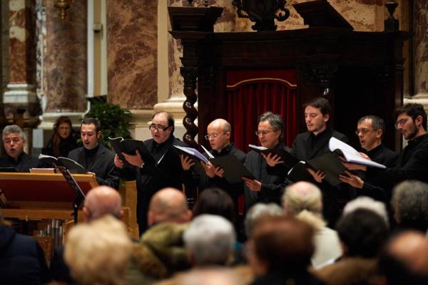 Vox Poetica Ensemble Fermo - 04 Gennaio 2015