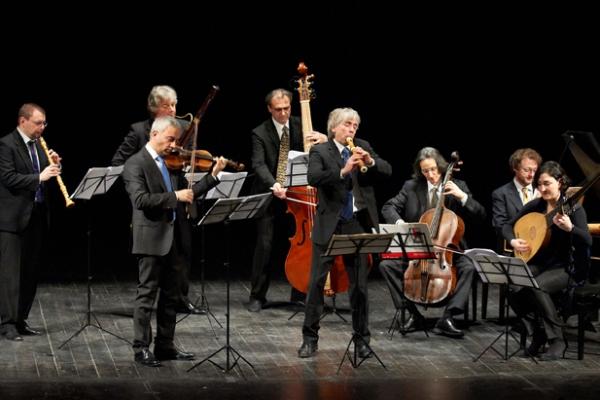 Giovanni Antonini e Il Giardino Armonico - 17 Febbraio 2013