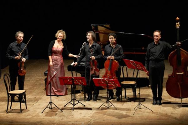 Quintetto Bottesini - 04 Dicembre 2012