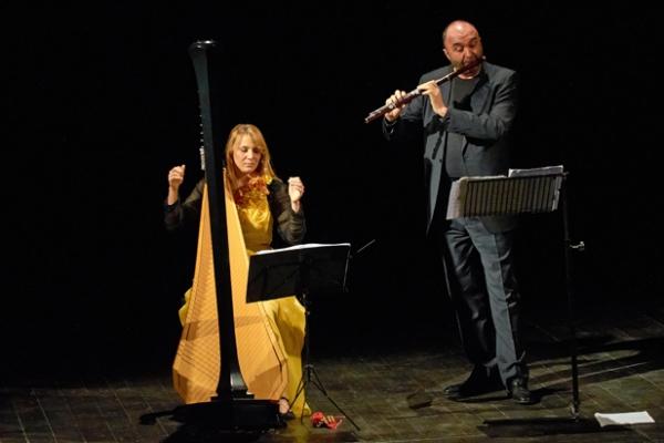 Massimo Mercelli e Floraleda Sacchi - 20 Gennaio 2012