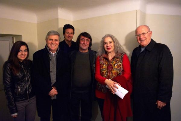 Yuri Bashmet con i membri di Appassionata - 15 Marzo 2012