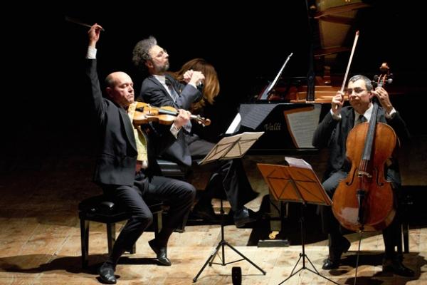 Trio Modigliani - 17 Febbraio 2011