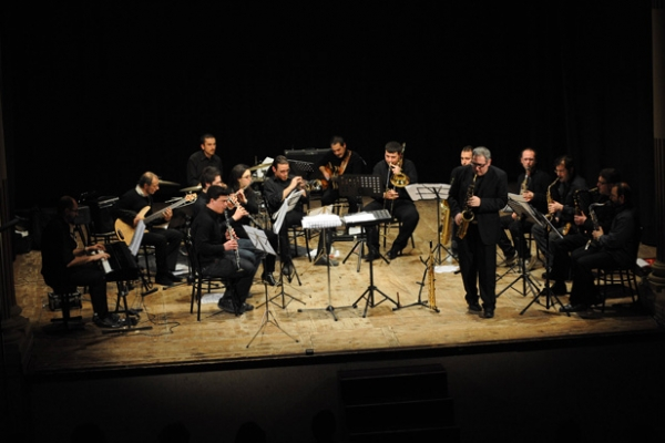 Pergolesi Jazz Ensemble - 25 Febbraio 2010