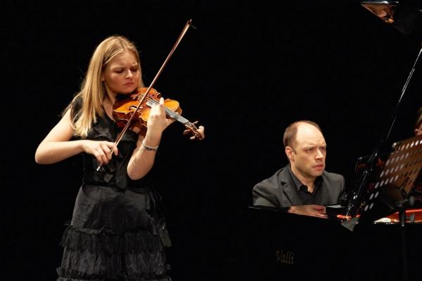 Laura Marzadori e Olaf John Laneri - 08 Febbraio 2016