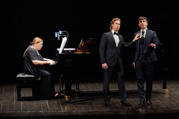 I Solisti Lirici dell'Accademia del Teatro Mariinskij di San Pietroburgo - 29 Ottobre 2015