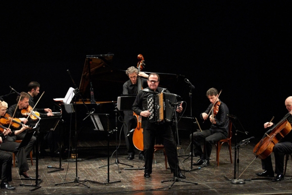 Richard Galliano, Camerata Ducale e Guido Rimonda - 22 Marzo 2014