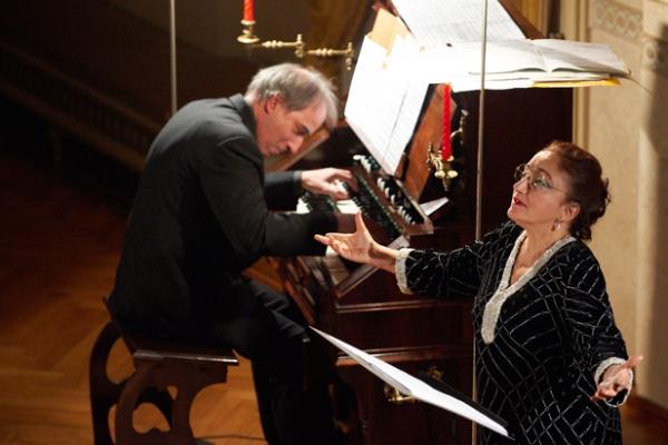 Giovanna Manci e Claudio Brizi - 15 Gennaio 2013