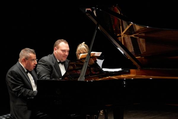 Marco Sollini e Salvatore Barbatano - 22 Marzo 2013