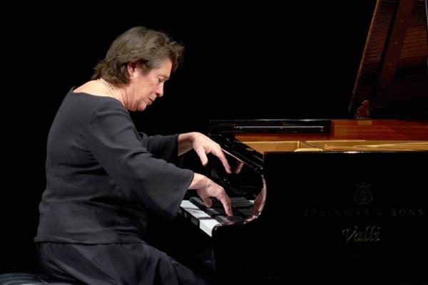 Elisabeth Leonskaja - 26 Ottobre 2011