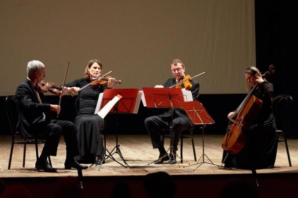 Quartetto di Roma - 16 Dicembre 2010