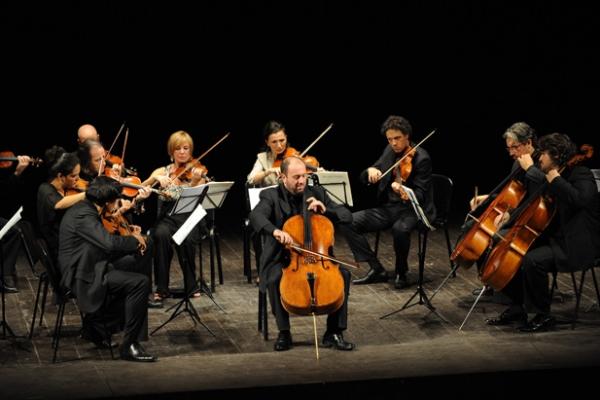 Enrico Dindo e I Solisti di Pavia - 28 Ottobre 2009
