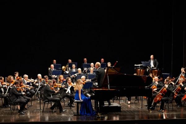 Orchestra Filarmonica Marchigiana - Costanza Principe - 22 Gennaio 2016