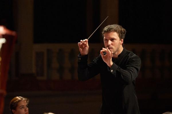 Orchestra Giovanile Italiana e Stanislav Kochanovsky - 17 Ottobre 2015
